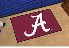 "Alabama Crimson Tide 20""x30"" Starter Floor Mat"