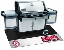 Alabama Crimson Tide 26x42 Grill Mat