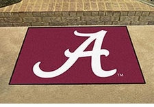 "Alabama Crimson Tide 34""x45"" All-Star Floor Mat"