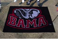 Alabama Crimson Tide 5'x6' Tailgater Floor Mat