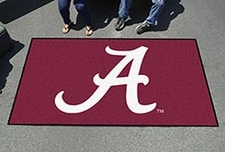 Alabama Crimson Tide 5'x8' Ulti-mat Floor Mat