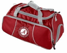 Alabama Crimson Tide Athletic Duffel Bag
