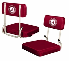 Alabama Crimson Tide Hard Back Stadium Seat