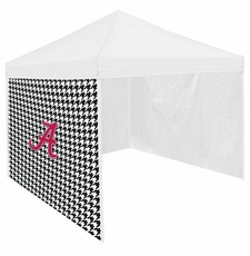 Alabama Crimson Tide Houndstooth Side Panel for Logo Tents
