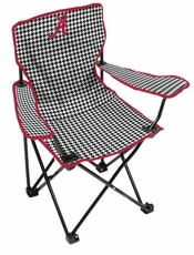 Alabama Crimson Tide Houndstooth Youth Chair
