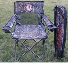 Alabama Crimson Tide Realtree Camo Mesh Chair