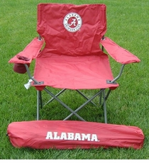 Alabama Crimson Tide Rivalry Adult Chair