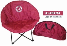 Alabama Crimson Tide Round Sphere Chair