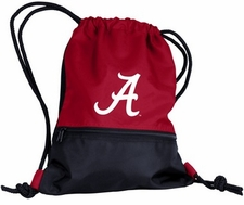 Alabama Crimson Tide String Pack / Backpack
