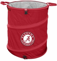 Alabama Crimson Tide Tailgate Trash Can / Cooler / Laundry Hamper