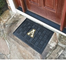 Appalachian State Mountaineers 19x30 Medallion Door Mat