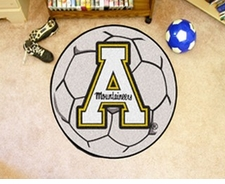 "Appalachian State Mountaineers 27"" Soccer Ball Floor Mat"