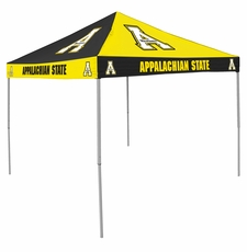 Appalachian State Mountaineers Checkerboard Logo Canopy Tailgate Tent