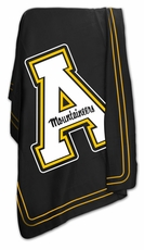 Appalachian State Mountaineers Classic Fleece Blanket
