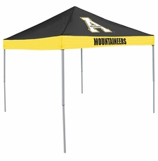 Appalachian State Mountaineers Economy 2-Logo Logo Canopy Tailgate Tent