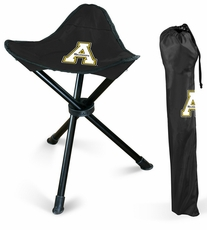 Appalachian State Mountaineers Folding Stool