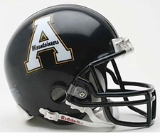 Appalachian State Mountaineers Riddell Replica Mini Helmet