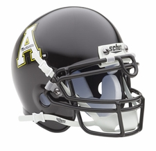Appalachian State Mountaineers Schutt Authentic Mini Helmet