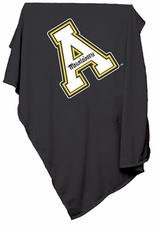 Appalachian State Mountaineers Sweatshirt Blanket