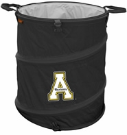 Appalachian State Mountaineers Tailgate Trash Can / Cooler / Laundry Hamper