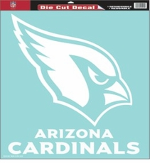 Arizona Cardinals 18 x 18 Die-Cut Decal