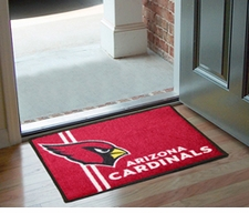 "Arizona Cardinals 20""x30"" Uniform-Inspired Floor Mat"
