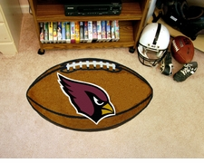 "Arizona Cardinals 22""x35"" Football Floor Mat"