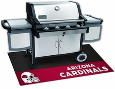 Arizona Cardinals 26x42 Grill Mat
