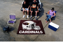 Arizona Cardinals 5'x6' Tailgater Floor Mat