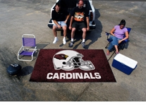 Arizona Cardinals 5'x8' Ulti-mat Floor Mat