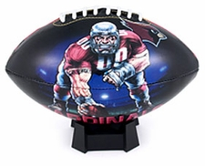 Arizona Cardinals Attitude High Gloss Junior Size Football
