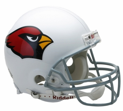Arizona Cardinals Riddell Full Size Authentic Helmet