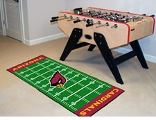 "Arizona Cardinals Runner 30""x72"" Floor Mat"