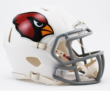 Arizona Cardinals Speed Mini Helmet