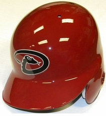 Arizona Diamondbacks Left Flap Rawlings Authentic Batting Helmet