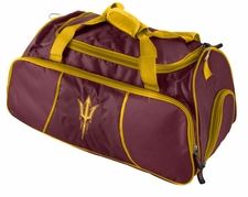 Arizona State Sun Devils Athletic Duffel Bag