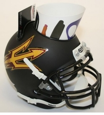 Arizona State Sun Devils Black Helmet Desk Caddy