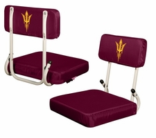 Arizona State Sun Devils Hard Back Stadium Seat