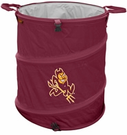 Arizona State Sun Devils Tailgate Trash Can / Cooler / Laundry Hamper