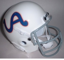 Arizona Wildcats 1973 Schutt Throwback Mini Helmet