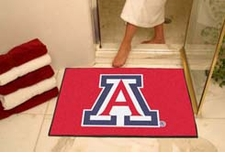 "Arizona Wildcats 34""x45"" All-Star Floor Mat"