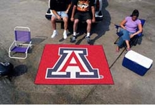 Arizona Wildcats 5'x6' Tailgater Floor Mat
