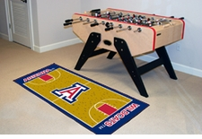 "Arizona Wildcats Basketball Runner 30""x72"" Floor Mat"