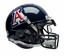 Arizona Wildcats Blue Schutt XP Full Size Replica Helmet