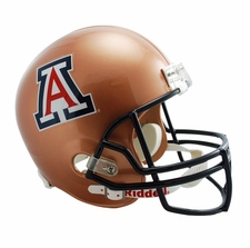 Arizona Wildcats Copper Riddell Deluxe Replica Helmet