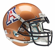 Arizona Wildcats Copper Schutt XP Authentic Helmet