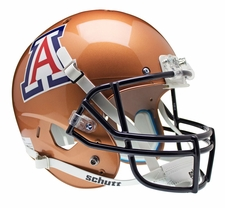 Arizona Wildcats Copper Schutt XP Full Size Replica Helmet