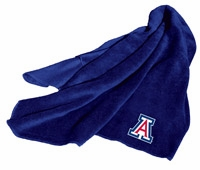Arizona Wildcats Fleece Throw