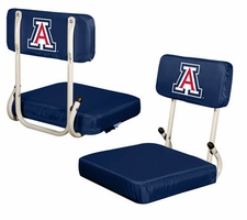 Arizona Wildcats Hard Back Stadium Seat