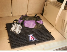 Arizona Wildcats Heavy Duty Vinyl Cargo Mat